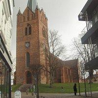 Sct Mikkels kirke 2013, Slagelse