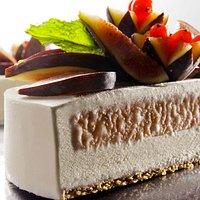 una torta bigusto della gelateria