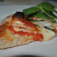 Una bella pizza napoletana!