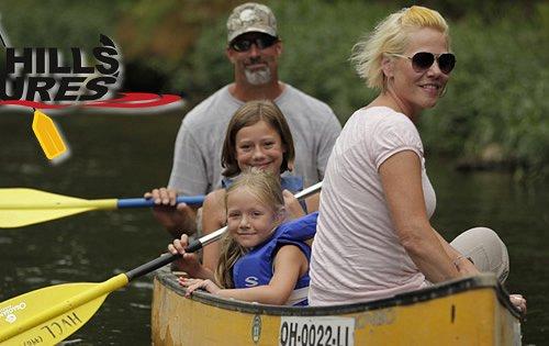 Canoe the Hocking