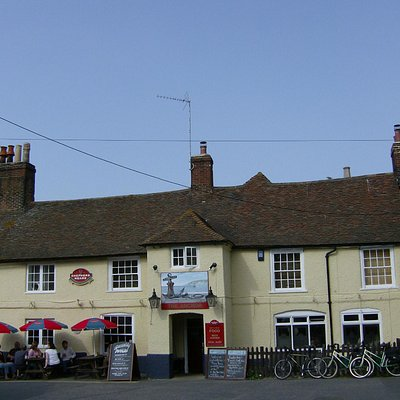 The Anchor (pre-2012 redecoration)