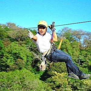 Zip-Lining!!