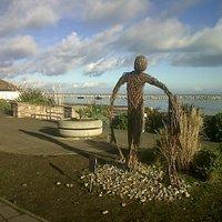 Cayley Promenade looking towards the harbour.