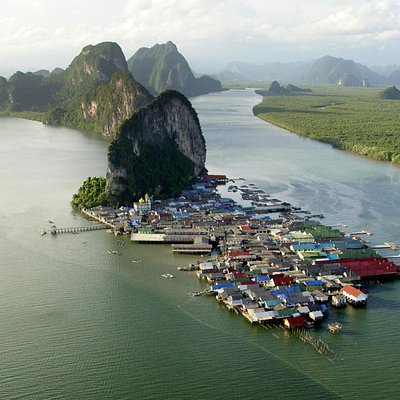 Floating Village / Phang-nga Bay NP