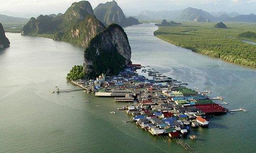 Floating Village / Phang-nga Bay NP