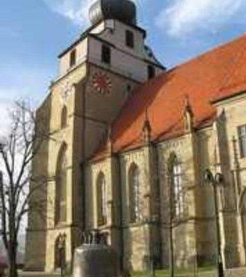 Glockenmuseum im Turm der Stiftskirche