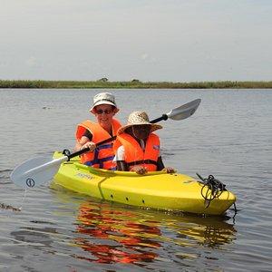 Uniqe Kayak Cambodia