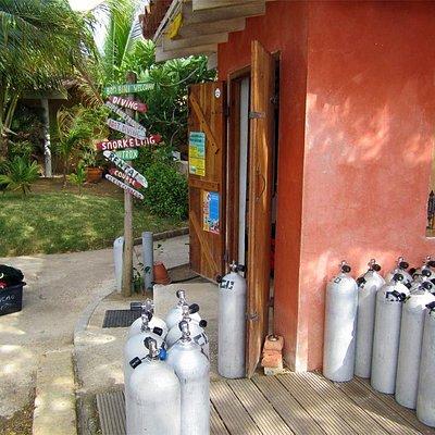 Curaçao Divers