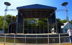 Open Air Theatre Stage