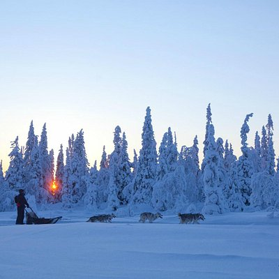 Riisitunturi in December (Photo Arttu Muukkonen)