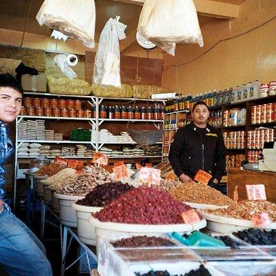 The many colors of Mercado Hidalgo