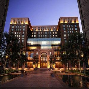 Eaton Luxe Xinqiao Shanghai