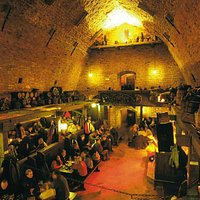 Gunpowder Cellar