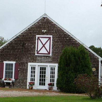 Winery barn
