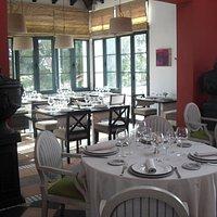 Zona Restaurante a la Carta -Torreon Hotel Isla Canela Golf