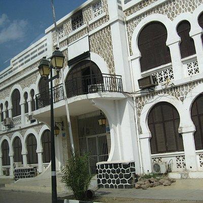 Hotel d'Ville (City Hall)
