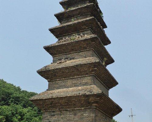 Seven-story Brick Pagoda (Silla Dynasty)