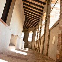 corridoio della guardia