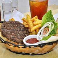 We use Australian beef that really you will crave for another