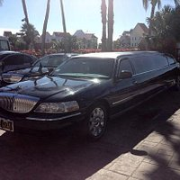 arrived in Rashad limo