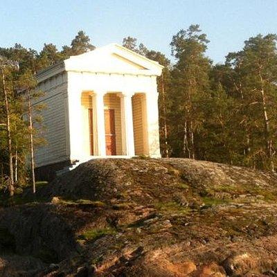 Stora Herrö northern area