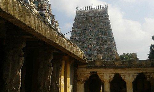Sarangpani temple
