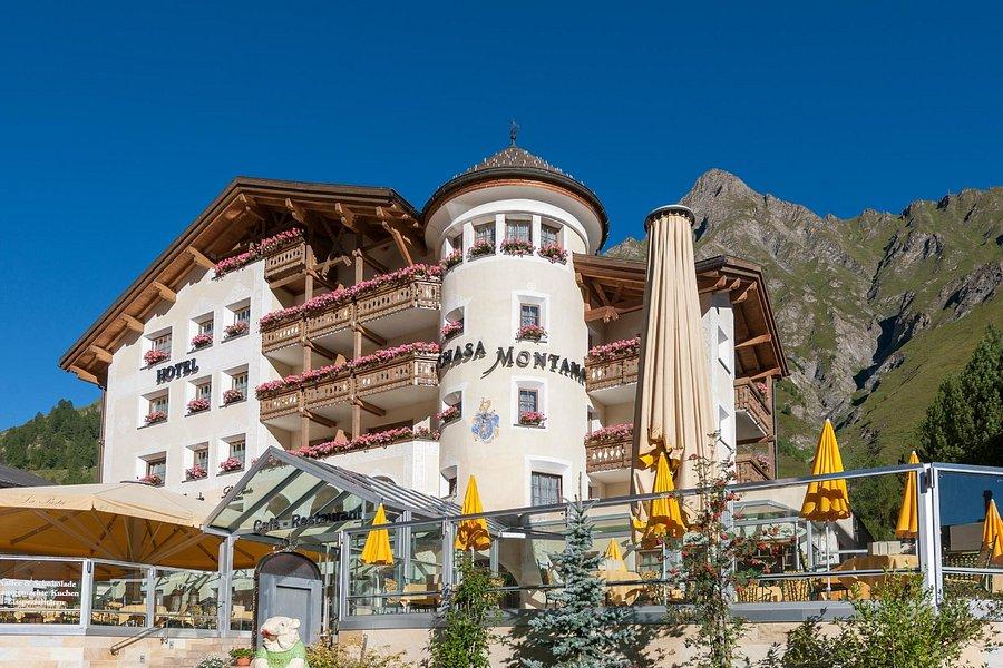 Hotel Chasa Montana (Samnaun) : tarifs 2021 mis à jour, 24 avis et 294  photos - Tripadvisor