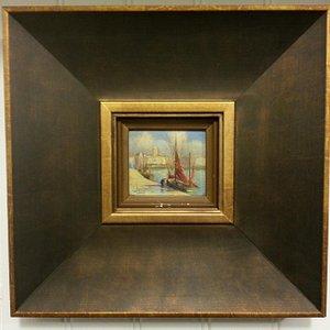 Galerie de tableaux provençaux chez Antiquae