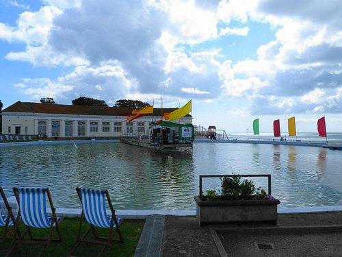 The Boating Pool, Ramsgate