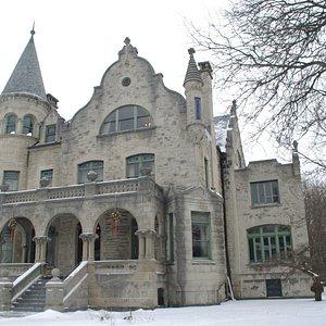 1890 House Exterior