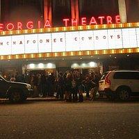 GA Theatre Sign!