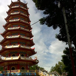 The Pagoda from distance