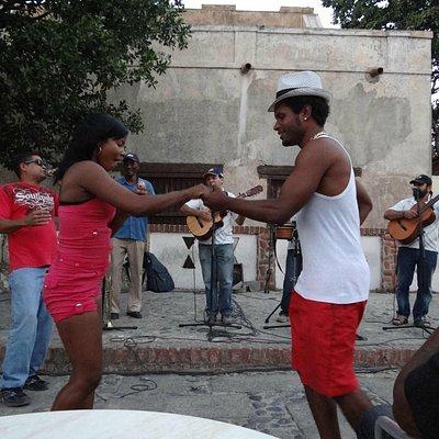 Casa de la Música, Trinidad