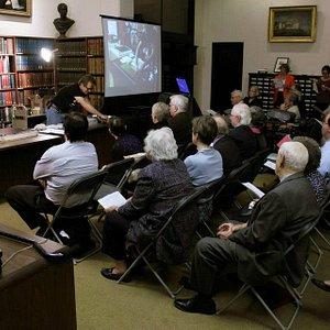 Philadelphia on Stone Book Launch