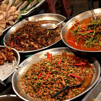 Food stall - Chiang Mai