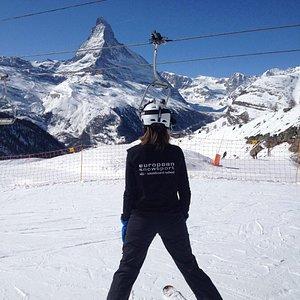 Teaching under the Matterhorn in Russian