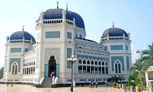 Al Mashun Grand Mosque