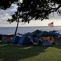 Camping and Recreation area