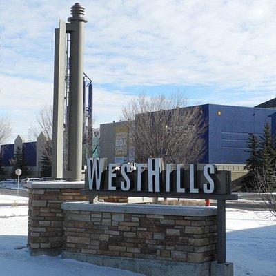 Westhills Shopping Centre, Jan 2013