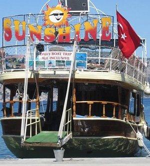 sunshine boat lazy daily