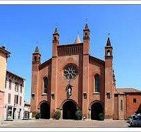 facciata su Piazza Risorgimento