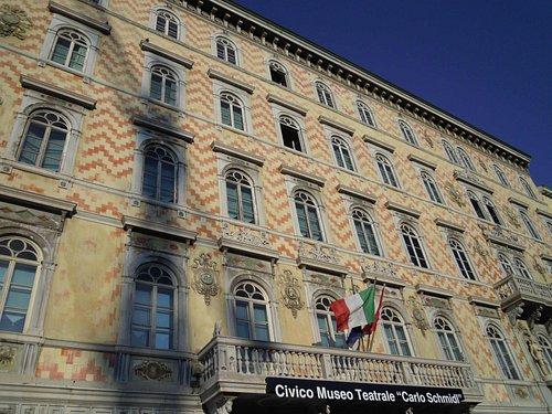 Ingresso Civico Museo Teatrale Fondazione Carlo Schmidl
