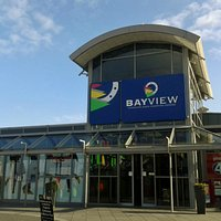 BayView Shopping Centre, Colwyn Bay