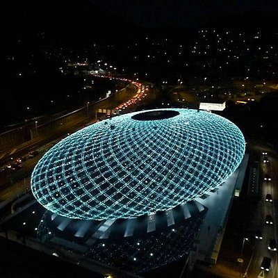Centro Ovale Chiasso - Christmas lights