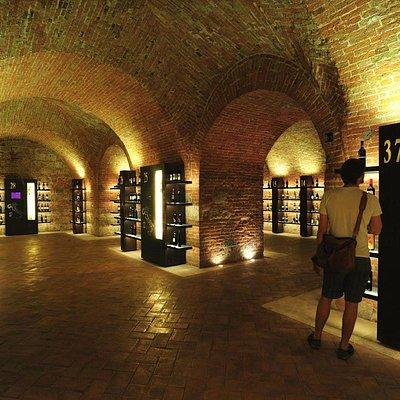 Sala Esposizione Vini