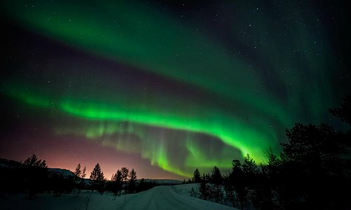 Aurora Borealis in Alta, Norway