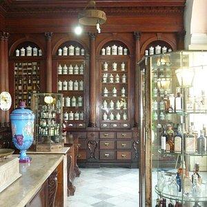 Museo farmaceutico Matanzas