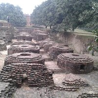 Symmetrical Structures-Excavated Site-4