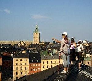 Rooftop Tour Stockholm