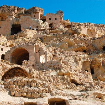 Cavusin Old Greek Village